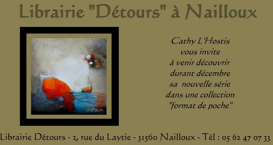 Cathy L'Hostis à Nailloux